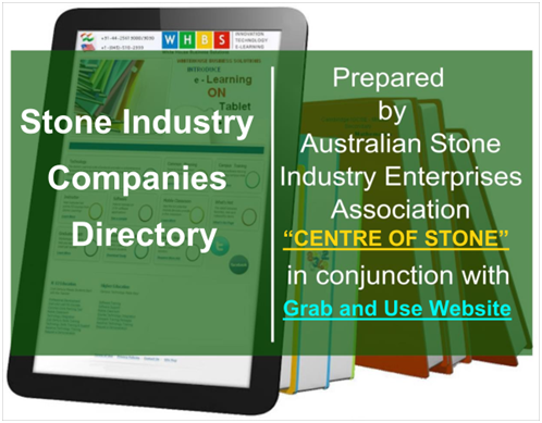 Stone industry companies directory